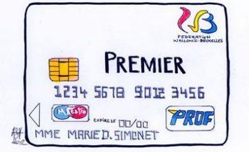 Carte PROF